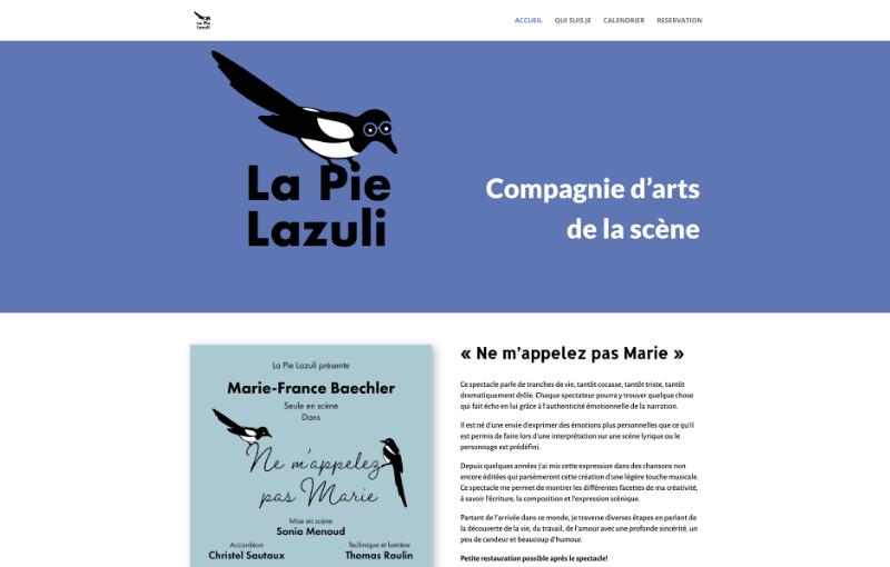 La Pie Lazuli